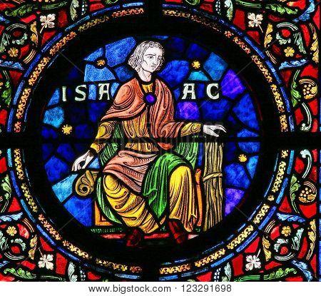 Isaac, Son Of Abraham
