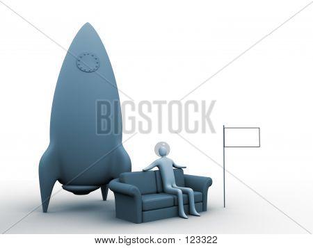 Space-sofa