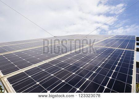 Solar Screens Panels