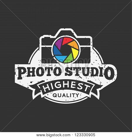 Vector Photo Studio Logo