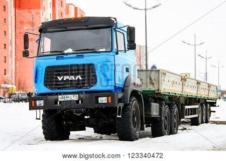 Ural 44202