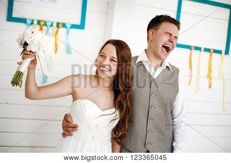 Emotional Moment Of Wedding Day