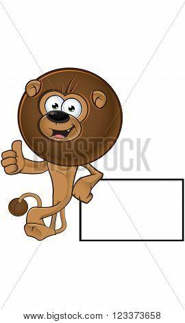 Lion Character - Set Up