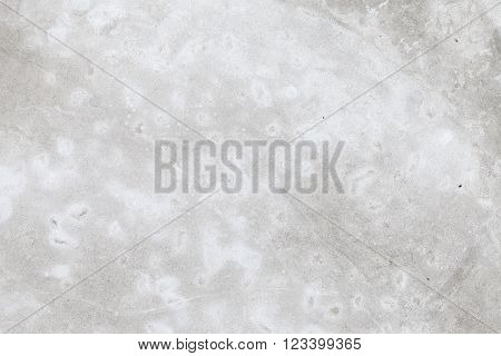 The Grunge Vintage White Concrete Wall Background