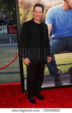 NEW YORK-JUN 24: Patrick Warburton attends the 'Ted 2' world premiere at the Ziegfeld Theatre on June 24, 2015 in New York City.