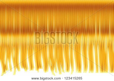 golden shredded paper, golden paper pieces, golden template background on transparent, gold shapes, golden lines abstraction design, paper of gold with place for text, brochure creative, cover page