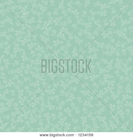 Background Mint Calico