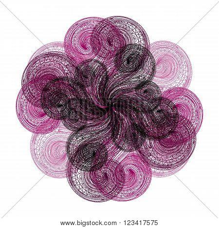 Floral Vector Flower