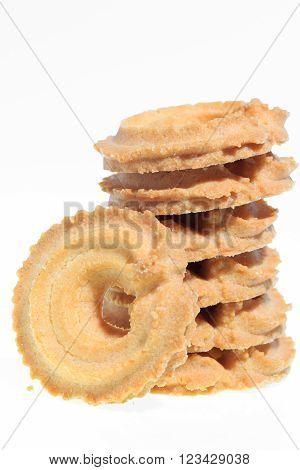 Classic Vanilla Cookies