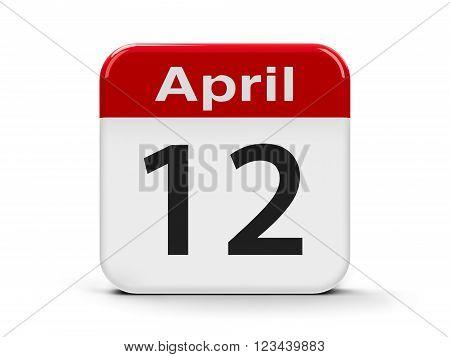Calendar web button