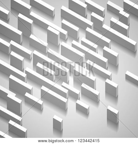Geometric abstract background, vector eps 10 illustration