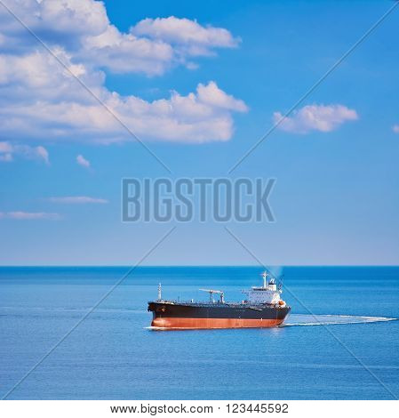 Dry Cargo Ship in the Black Sea