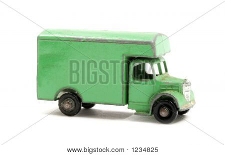 Toy Model Lorry