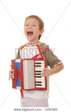 Accordion Boy 8