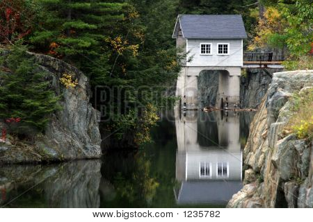 Little House On The Dam
