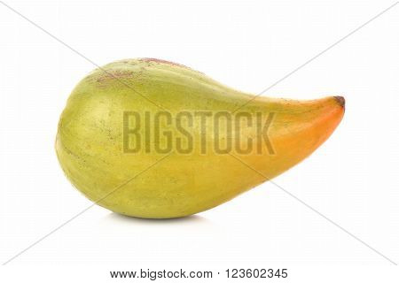 Pouteria campechiana on white background , fruit
