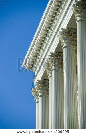 Detail Of Massachusetts State House
