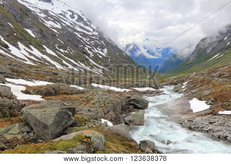 Norway Mountain Valley