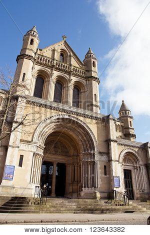 Saint Anne church in Belfast (United Kingdom)