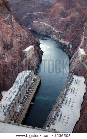 Generators Buildings, Hoover Dam, Nevada