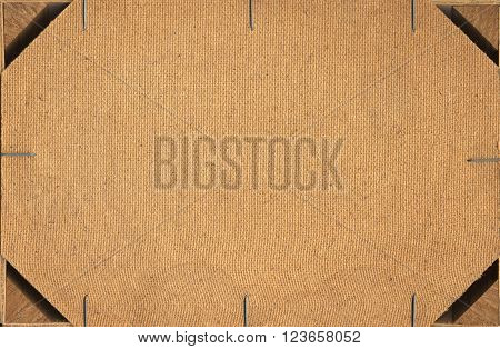 Brown Pressed Cardboard Background