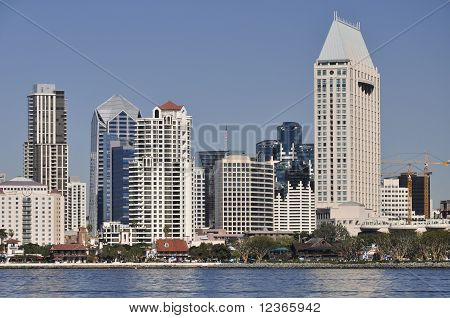San Diego Towers