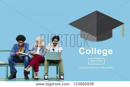 College Education Learning Institution School Concept