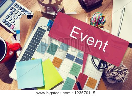 Event Gathering Celebration Occasion Concept