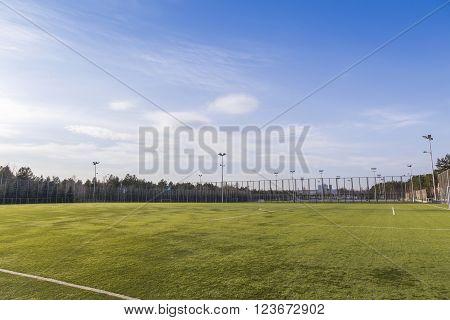 Fc Dynamo Training Camp In Koncha-zaspa, Kyiv