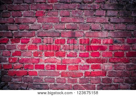 building color big vintage patern background wall