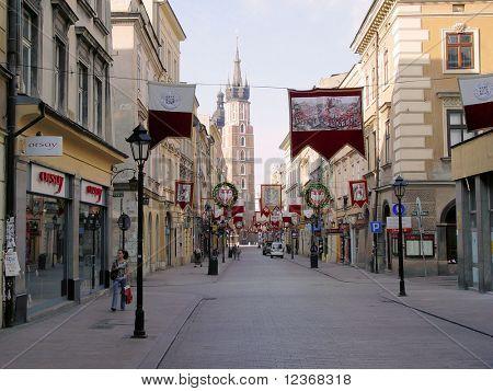 Krakow. Poland