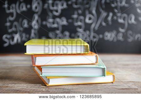 Few books