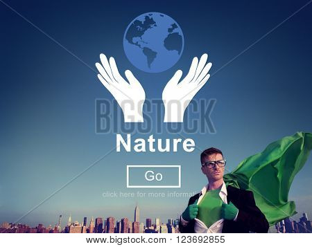 Nature Ecology Environmental Conservation Natural Life Concept