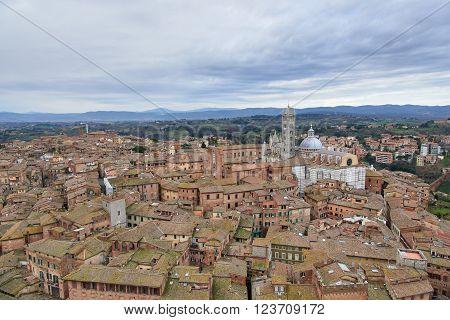 Siena Cathedral (duomo Di Siena)