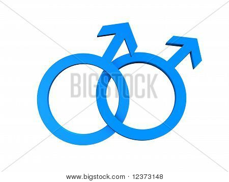 Homosexual Gay Symbol
