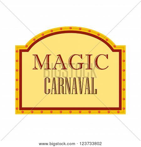 Circus big magic show with trained animals two vintage entrance tickets templates set abstract isolated vector illustration. Circus tickets entertainment carnival admission.