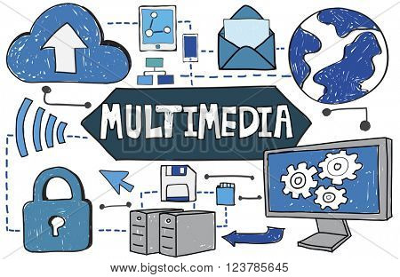 Multimedia Audio Content Communication Concept