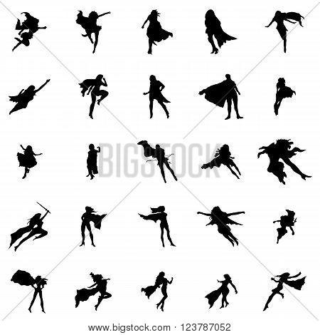 Superhero woman silhouettes set. Superhero woman silhouettes art. Superhero woman silhouettes web. Superhero woman silhouettes new. Superhero woman silhouettes www. Superhero woman silhouettes app. Superhero woman set. Superhero woman set art. Superhero w