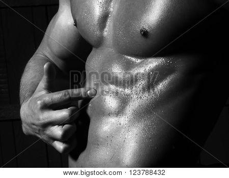Perfect Iron Male Sexual Torso