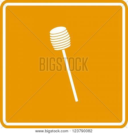 honey dipper sign