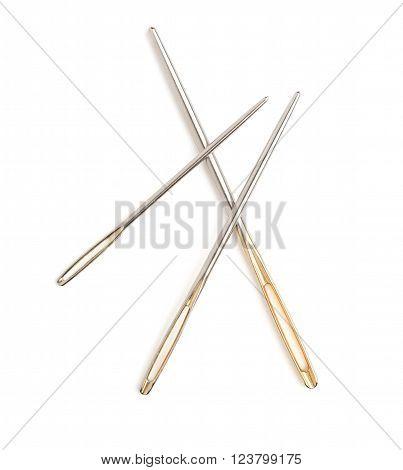 Set Of Sewing Needles