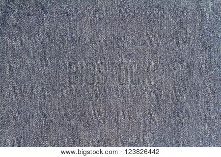 Blue jean texture background. abstract spac pattern.