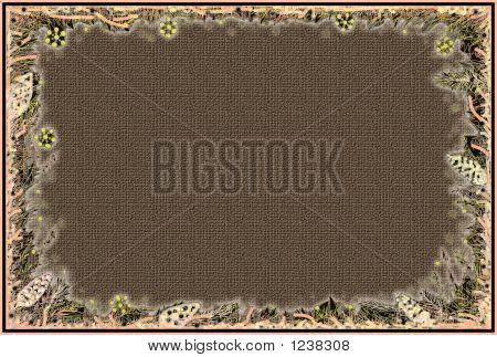 Stock Image Of Autumn Frame