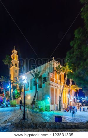 St. Peter Church, Jaffa