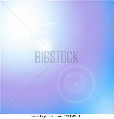 abstract luminescent background vector illustration clip-art EPS10