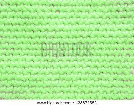 light green Coloured knitted Jersey as textile background