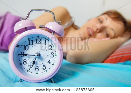 Time For Wake Up Alarm Clock