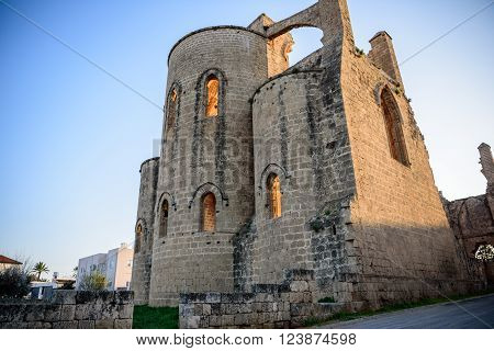 Church Of Saint George Of The Greeks, Famagusta, Cyprus