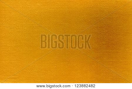 Light Yellow Artificial Leather Texture.