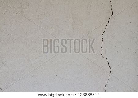 Grungy Concrete Wall Background Or Textured,